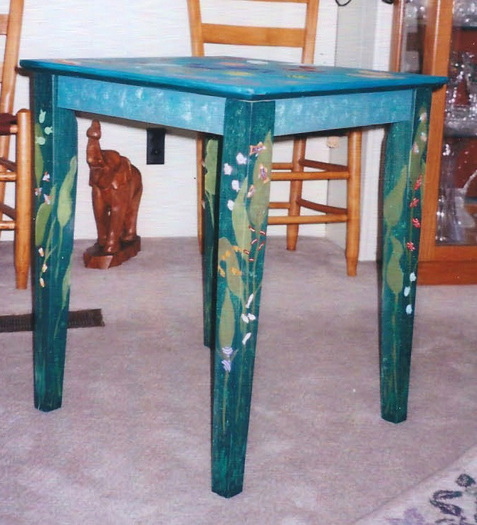 Good Mary Fowlers Furniture Stool Painting Mary Fowlers Furniture Table Legs  Painting